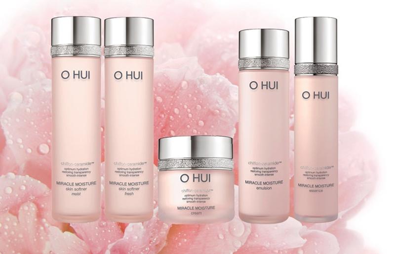 Nước Hoa Hồng Ohui trắng da Miracle Moisture Skin Softener – Moist