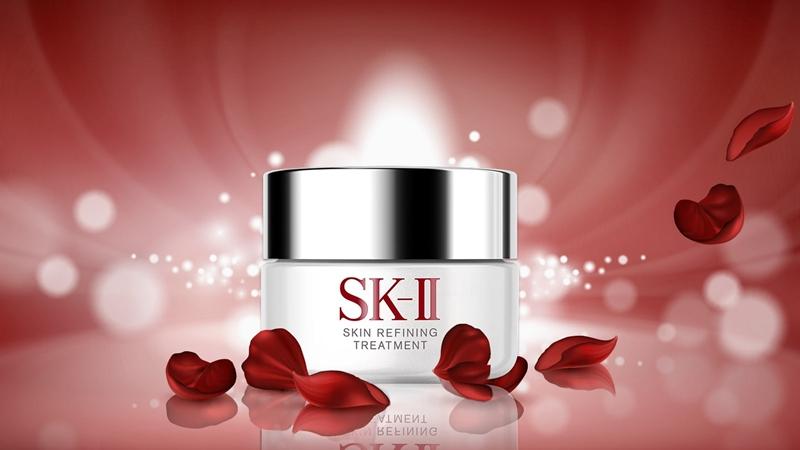 Serum se khít lỗ chân lông SKII Skin Refining Treatment Serum