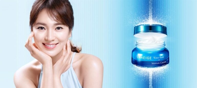 Kem Dưỡng Da Laneige: Water Bank Moisture Cream Water-Bank-Moisture-Cream-768x346